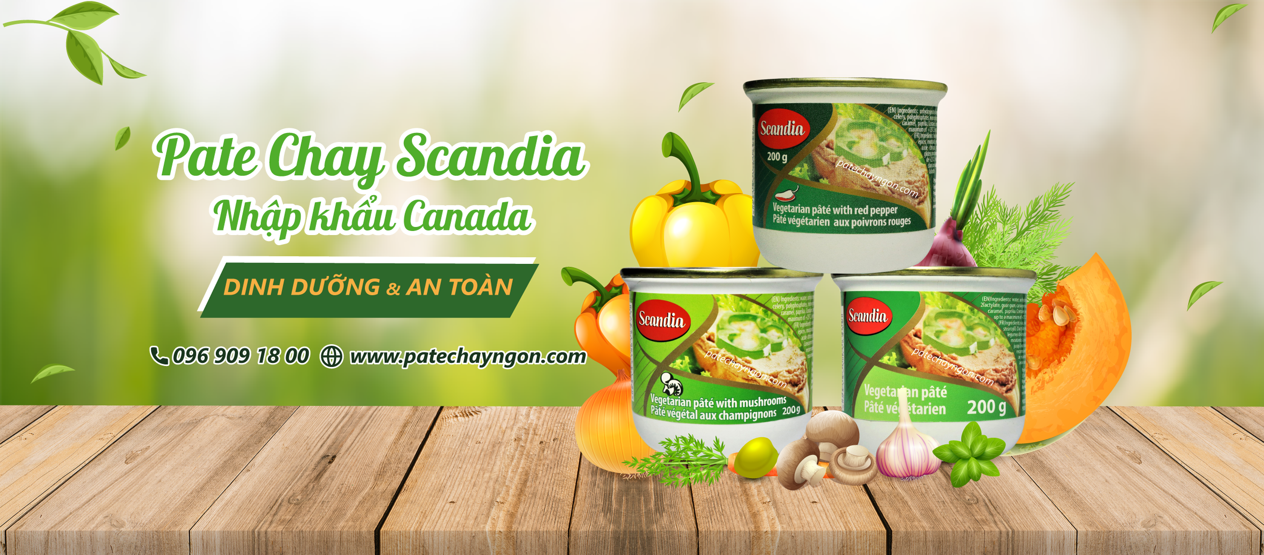 pate chay canada